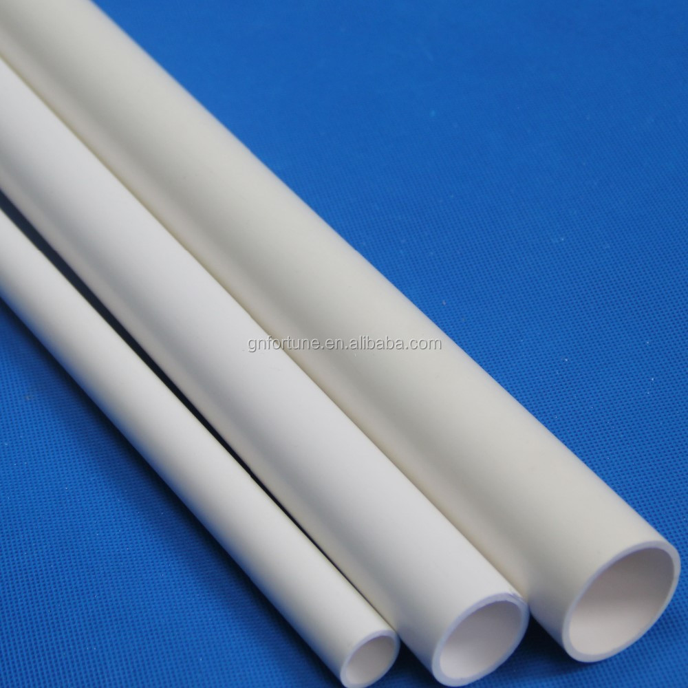 Tubo de pl stico transparente de pl stico resistente al - Tubo plastico rigido ...