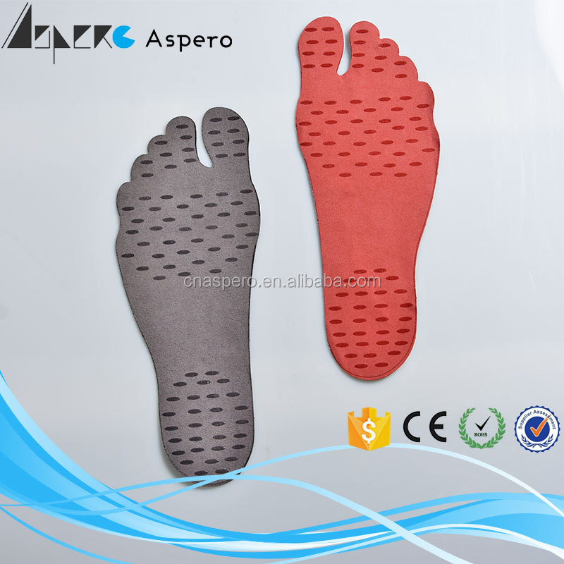Invisible Adhesive Pad sticky foot pads / foot sticker for feet stick on soles shoes