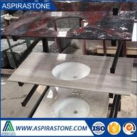 white quartz countertop vanity bathroom of quartz slab