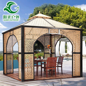 Factory Wholesale Outdoor Cheap Garden Gazebo