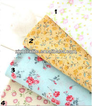 china Pure and fresh candy cotton cloth fabric manufacture