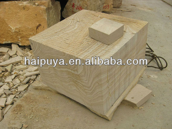 sandstone tiles and blocks