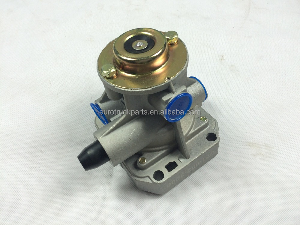 European truck auto spare parts oem 9710023000 1359971 5021208761 relay emergency valve for DAF Renault truck