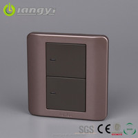 China Supplier New Products Eco-Friendly Save Power Electrical Wall Switches For Uk With Led Indicator Light