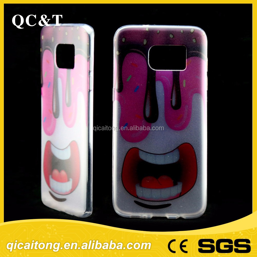 Wholesale 3d Silicone Mobile Phone Accessories Case For SAMSUNG MATE 8 case