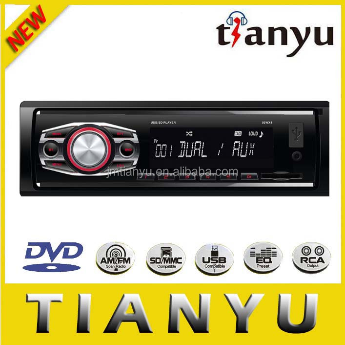 Good Design Car MP4 Player with FM Modulator Manual TY-6247