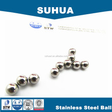 AISI304 63mm Internal Threaded Color Polishing Stainless Steel Ball