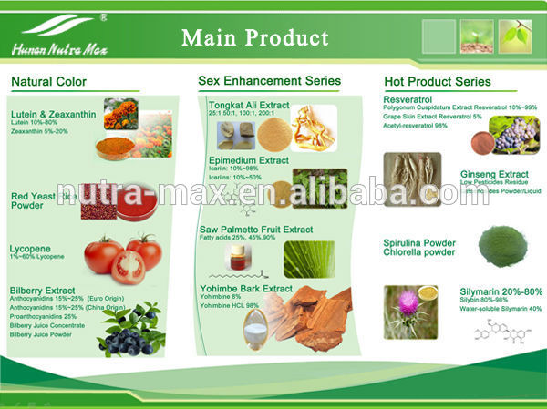 100% Pure Uva Ursi leaf extract Alpha Arbutin Powderalpha arbutin , Natural Arbutin Skin Whitening Cream