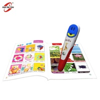 Reading Pen For Kids Customized Bluetooth Talking Pen Book Audio English Learning Machine