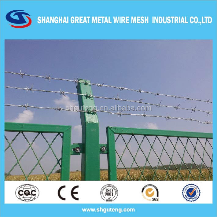 China anping High quality recycled vinyl fence Convenient installation