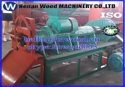 Sliver charcoal machine,coal making machine for sliver