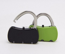 colorful child safety small padlock