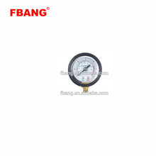 High quality antifreeze accuracy oil filled pressure gauge