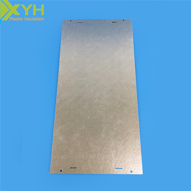 Electric Appliance Natural Muscovite Flexible Mica sheets