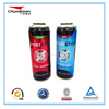 hot sale aerosol tin cans with Customed Printing