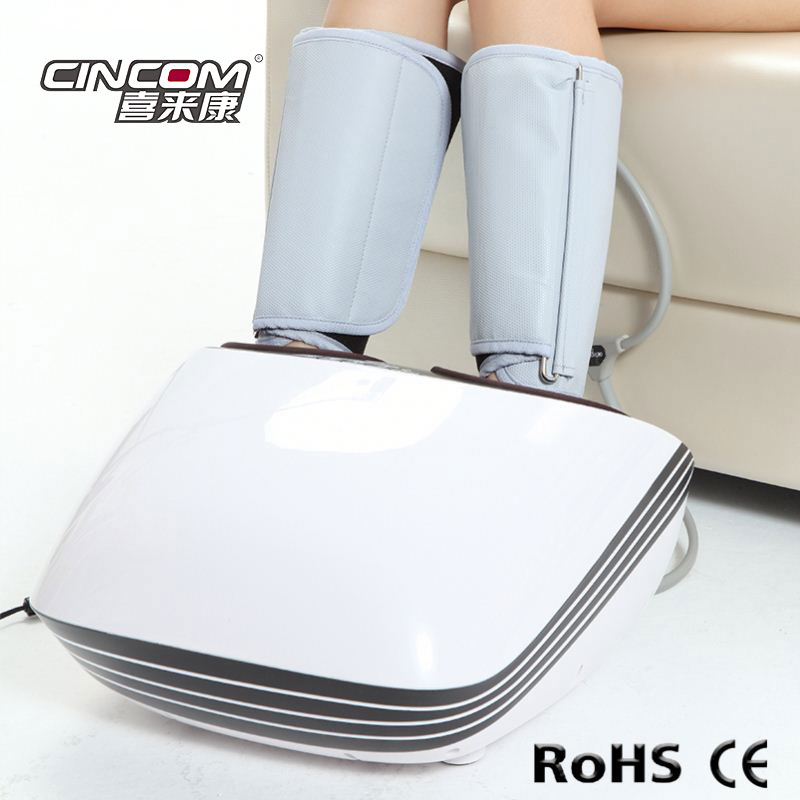 Electronic Blood Circulation Vibrating Foot Massage Machine Shiatsu Kneading Foot Massager