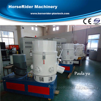 High Output Plastic film agglomerator/PP PE film recycling