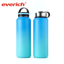 FDA Grade Hot Double Wall Vacuum Insulated Stainless Steel Water Bottle / Travel Coffee Mug
