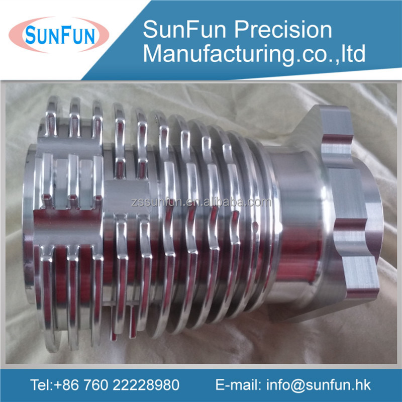 CNC Precision Motorcycle Spare Parts made in China with Cheap Price