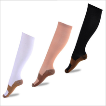 Unisex Copper-Infused Knee High Compression Basketball Socks Dri-Fit