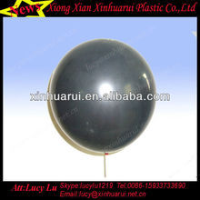 balao gas helio wedding decoration black balloon round ballon latex baloon
