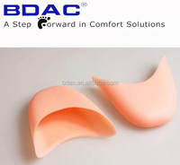 dance shoe forefoot sleeve ballet toe pad foot cover