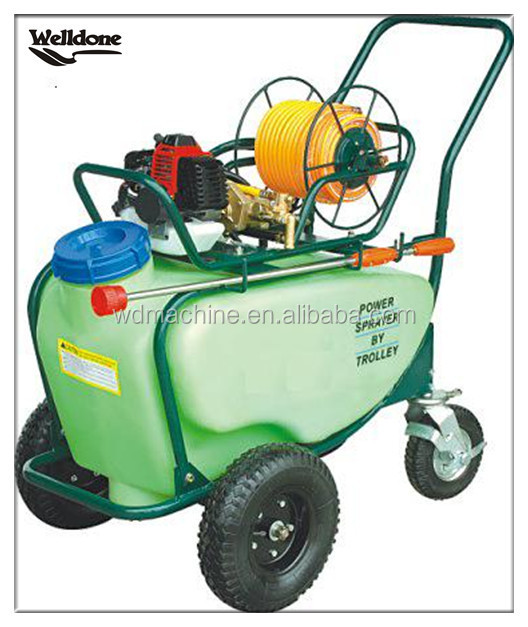 Mobile Power Sprayers / Garden Farm Water Sprayer Agricultural