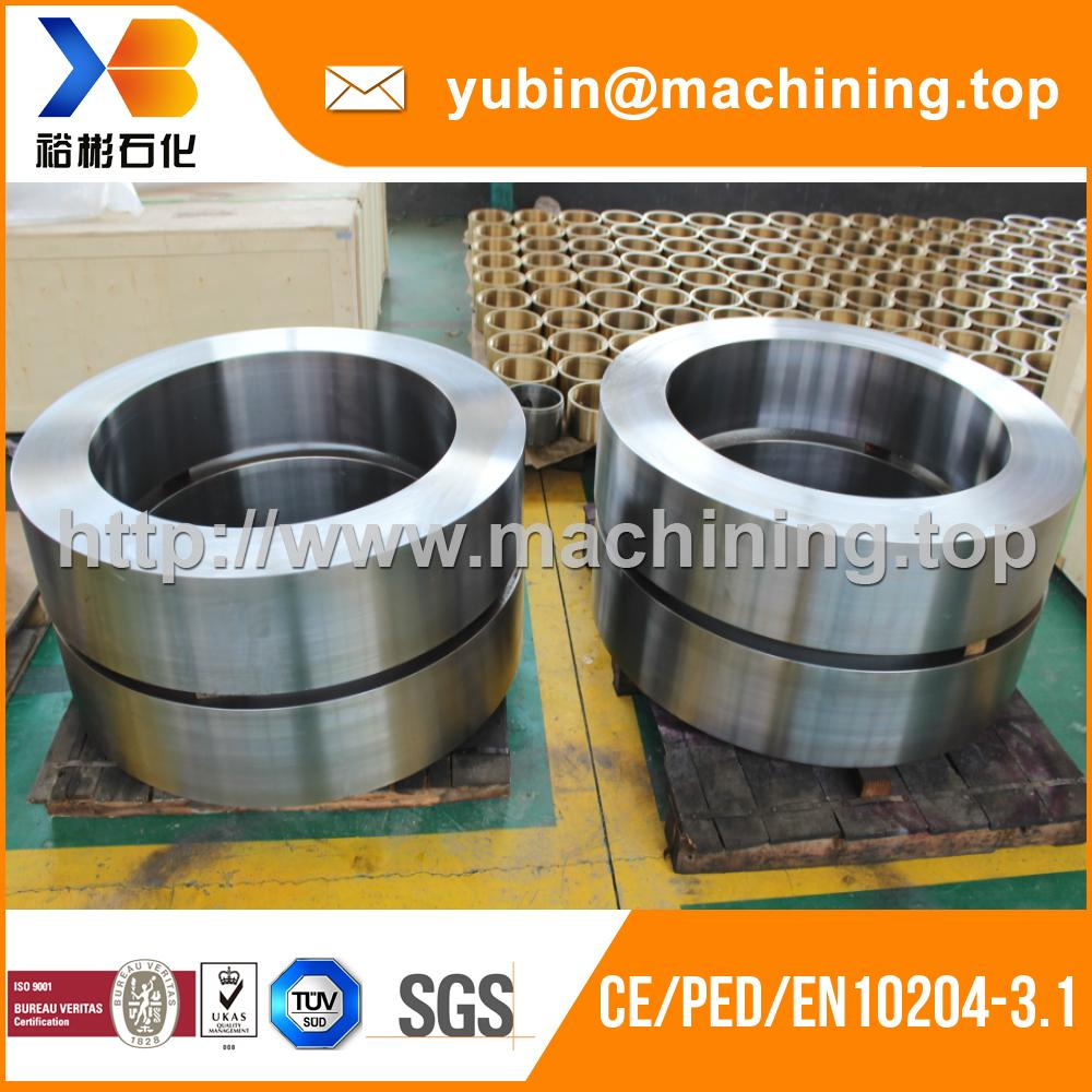 Alloy Steel Ring Forgings/Open Die Forging 42CrMo4