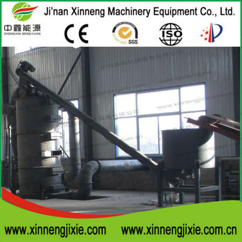 vertical dryer machine for sawdust woodchips bagasse