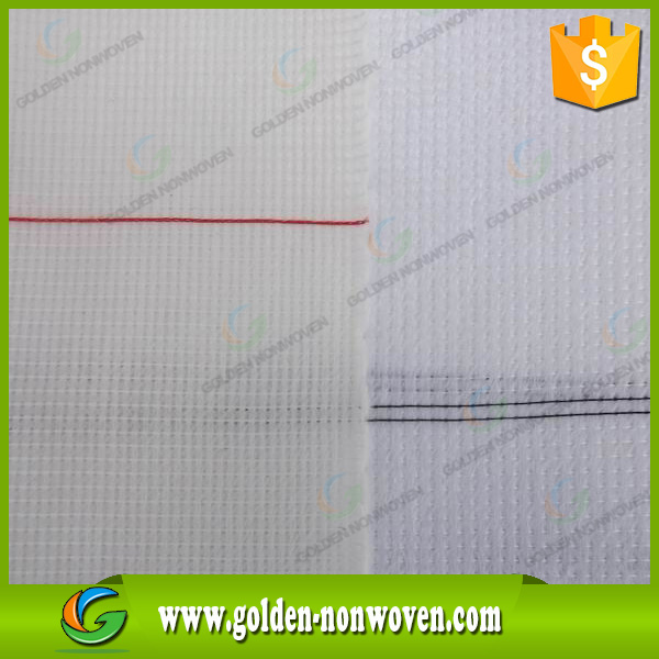 100% polyester stitch bonded/stitch-bonded non woven fabric for industrial use