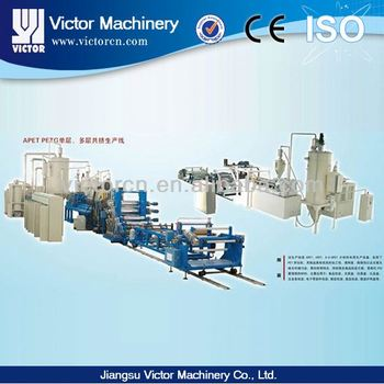 Aluminum Composite Panel Production Line / ACP Extrusion Machine