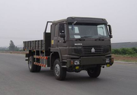 HOWO full wheel drive cargo truck 4x4 trucks for sale