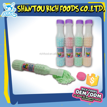Sour Powder Candy In Cola Bottle, sweet and sour powder