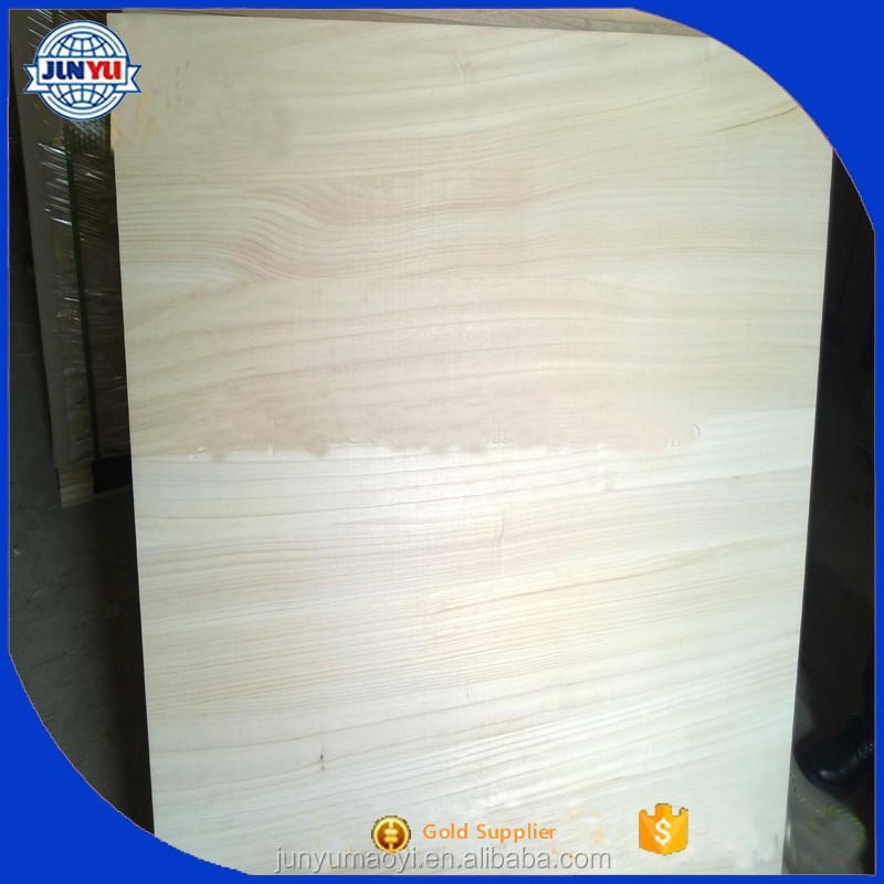 paulownia best wood boards with cheap price for sale