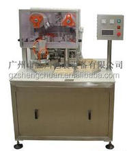 High Speed Rotary Ice Crean Cup Heat Sealing Machine