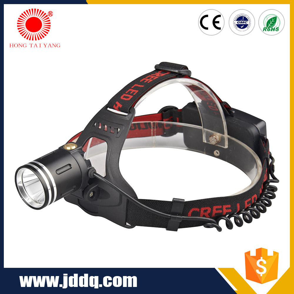 Recreational diving led search light of life boat