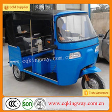 2015 Bajaj Rickshaw Three Wheel Motorcycle /150cc/200cc/250cc Taxi motorcycle Made In China For Sale