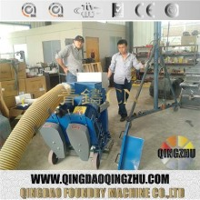 Runway Rubber Removal Machine