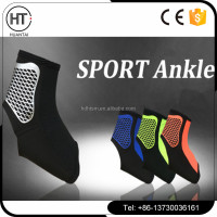Padded Ankle Support/ Unisex Ankle Pad Protection Sports Gym Elastic Brace Guard Support