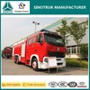 Top brand fire fighting vehicle--HOWO A7 12 ton fire fighting vehicle from direct factory