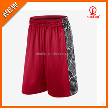 China custom soccer shorts cheap price from China guangzhou factory made of function material