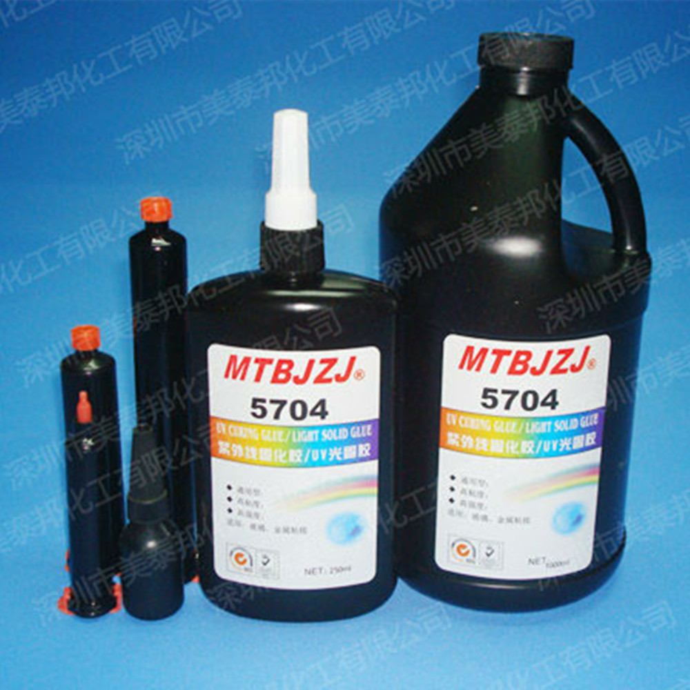 UV Light Curing Adhesive Glue for Glass to Glass, Glass to Metal