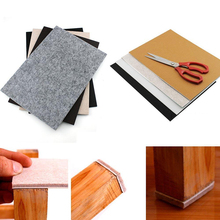 best selling 5mm thickness self adhesive felt furniture pad