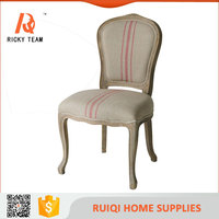 Hot sale cheap wood louis antique types of chairs pictures
