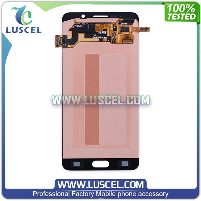 LC Top quality LCD for Samsung Galaxy note 5/N9200 LCD touch screen complete