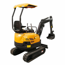 small full hydraulic excavator price for sale
