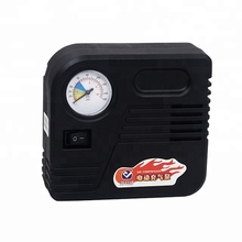 Cord Air Compressor Motorcycle Tyre Inflator