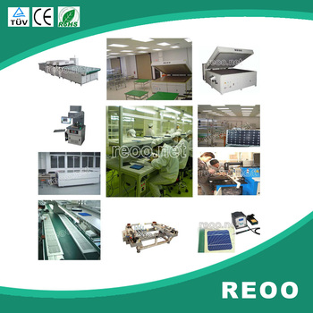 REOO 5 MW Solar Panel Production Line(Turnkey basis, Training, Installation, Commissioning)