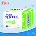 Unscented Disposable Panty Liners for Sensitive Skin