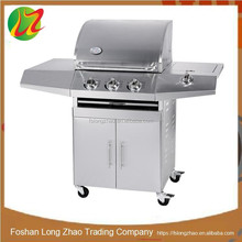 Commercial Stainless Steel gas barbecue grill